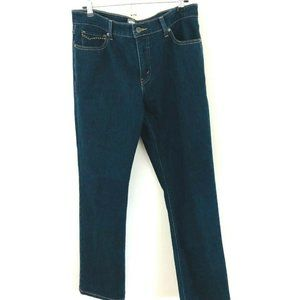 Levi's Perfectly Shaping 512 Straight Leg Jeans 18